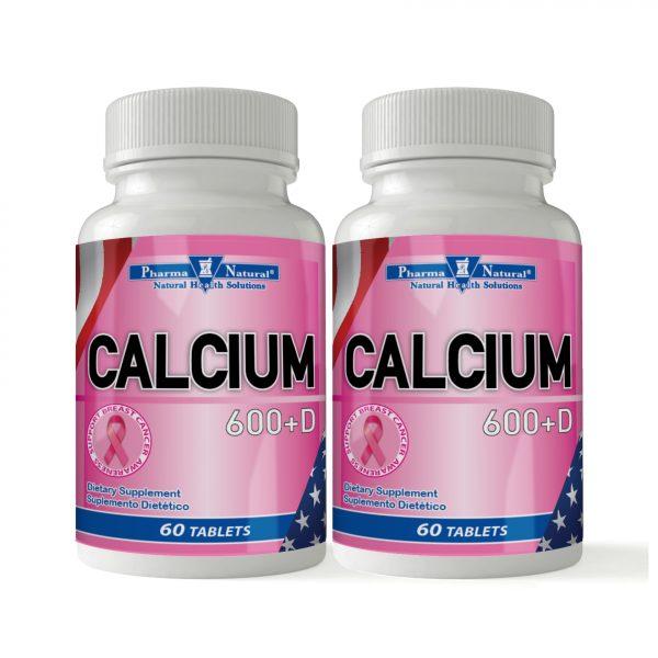 50560 Calcium 600 + D