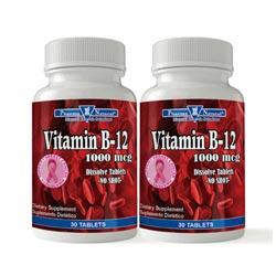 55430 Vitamin B12 1000