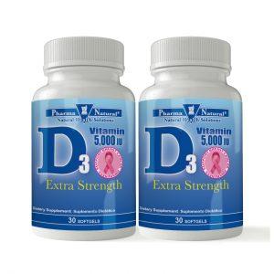 Vitamin D 5,000