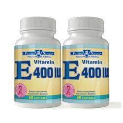 50860 Vitamin E 400