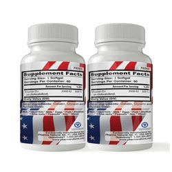 70260 Vitamin D 2000 Soft