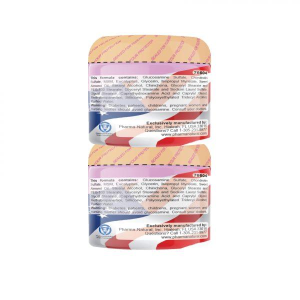 Leg Cramp Cream 4 Oz - 76604
