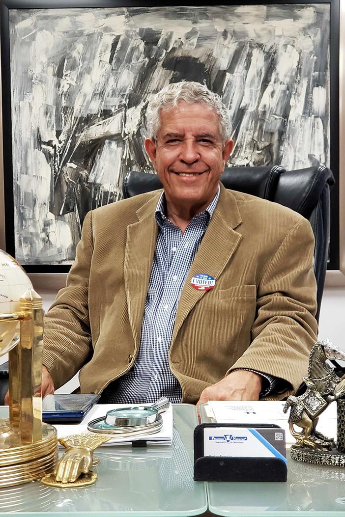 Carlos Ferriero
