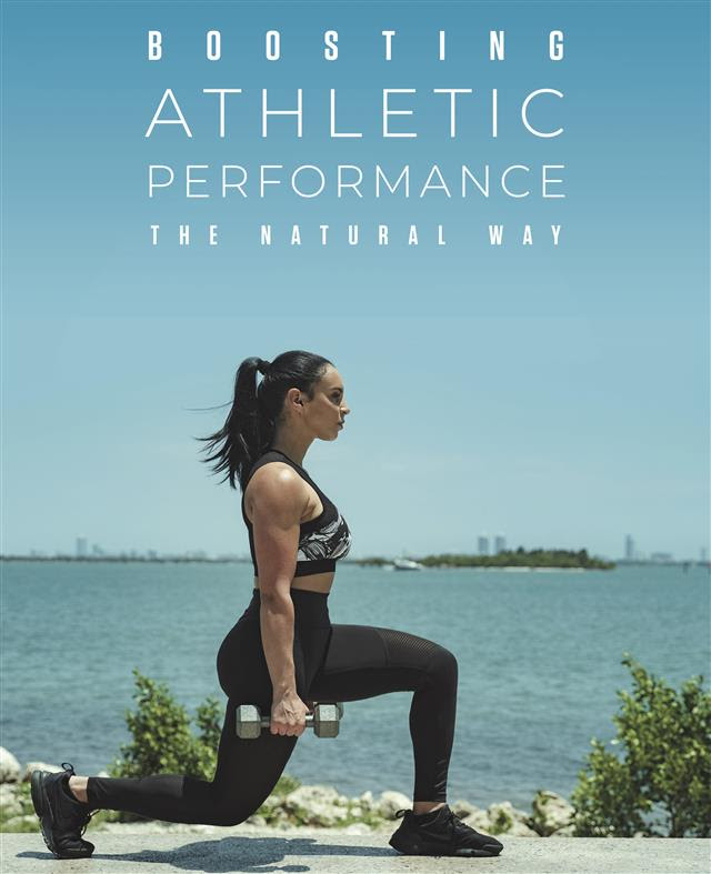 ATHLETIC - PERFORMANCE - The Natural Way