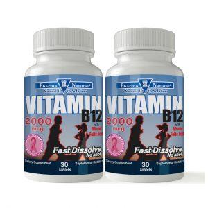 72230 Vitamin B12 2000