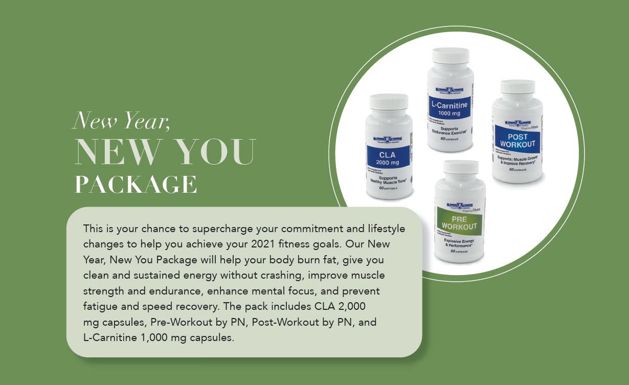 New Year NEW YOU Package